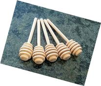Red Barn Farm of Maine 300 4 Inch Honey Dippers - For Favors