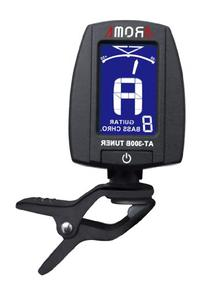 Aroma AT-300B Clip-On Chromatic Tuner