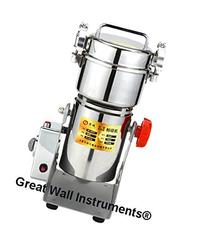 300g electric stainless steel grain mill grinder family