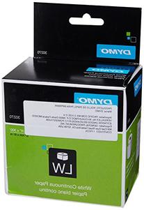 DYMO LW Continuous Labels for LabelWriter Label Printers,