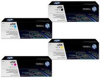 HP 305a LaserJet Toner Cartridge Set  Black, Cyan, Magenta,