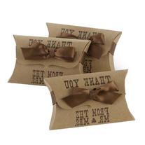Hortense B Hewitt 30639 Western Style Pillow Box