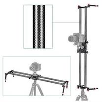 Neewer 31.5 80cm Carbon Fibre Camera Track Dolly Slider Rail