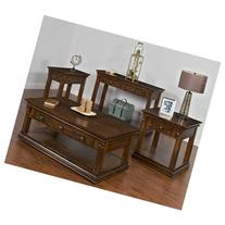 Sunny Designs 3243AC-C Savannah Coffee Table in Antique