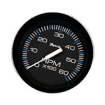 Faria 33005 Coral 7000 rpm Tachometer