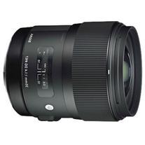Sigma 340306 35mm F1.4 DG HSM Lens for Nikon