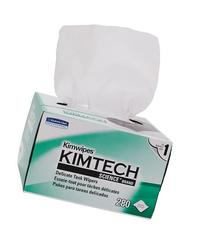 Kimwipes Delicate Task Kimtech Science Wipers , White, 1-PLY