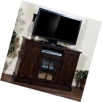 "Sunny Designs 3474DC-48 Santa Fe 48"" TV Console in Dark"
