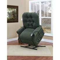 35 Series Two-Way Reclining Lift Chair - Aaron Fabric: