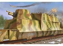 Trumpeter 1/35 WWII German Army Kanonen and Flakwagen
