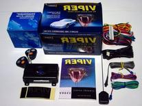 Viper 350HV - Viper 3-Channel Security System with Keyless
