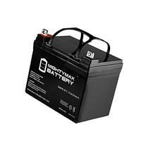 Mighty Max Battery 12V 35AH SLA Battery for Minn Kota Endura