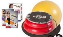 Step 360 Sculpting Cord Pump Bonus Bundle with 2 DVD's