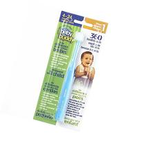 Brilliant Baby Toothbrush by Baby Buddy - For Ages 4-24