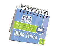 365 Days of Bible Trivia 1