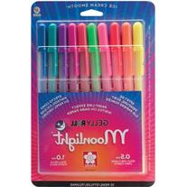 Sakura 38176 Gelly Roll Moonlight Bold Point Pens 10/Pkg