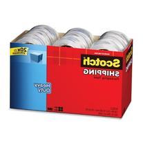 Heavy Duty Shipping Packaging Tape, 3