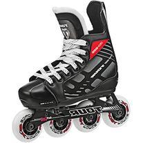 Tour Hockey 38TY-S FB-225 Adjustable Inline Hockey Skate,