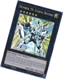 Yu-Gi-Oh! - Number 39: Utopia Beyond  - The New Challengers