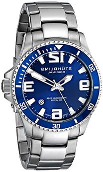 Stuhrling Original Men's 395.33U16 Aquadiver Regatta Analog