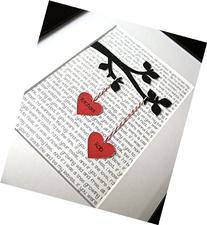 Personalized Unique Valentine Gift! 3D Unique Wedding Gift,