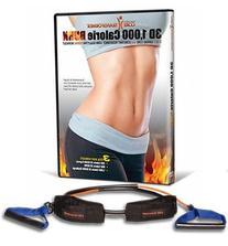 Core Transformer 3D 1,000 Calorie Burn DVD Kit - Linda LaRue