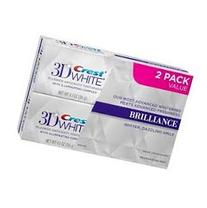 Crest 3D White Brilliance Toothpaste, Vibrant Peppermint 4.1