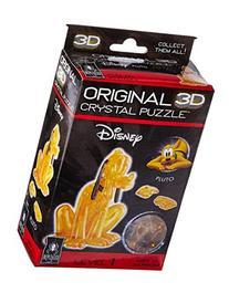Original 3D Crystal Puzzle - Pluto