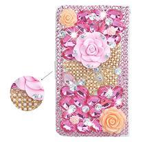 Spritech 3D Handmade Bling Pink Samsung S6 Edge+ Diamond