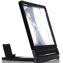 Generic 3d Mobile Phone Video Magnifier Folding Screen High-