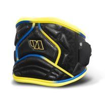 NP Surf 3D Pro Windsurf Waist Harness Sliding Bar, Black/