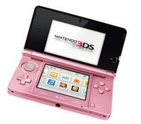 Nintendo 3DS Console   Pearl Pink