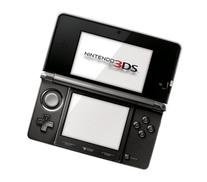 Nintendo 3DS Cosmo Black - Nintendo 3DS
