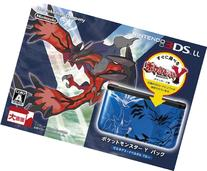 NINTENDO 3DS LL Pocket Monsters Y pack Xerneas Yveltal Blue