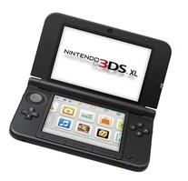 Nintendo 3DS XL - Red/Black