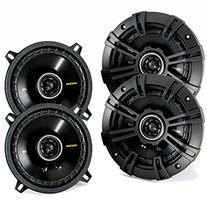 "4) New Kicker 40CS54 5.25"" 450W 2-Way Car Coaxial Speakers"