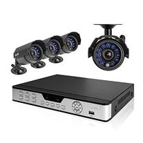 Zmodo PKD-DK4216 Surveillance Camera Kit with 4-Channel H.
