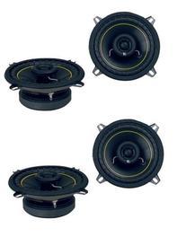 """4) NEW KICKER DS525 5.25"""" 280 Watt 4-Ohm 2-Way Car Audio"""