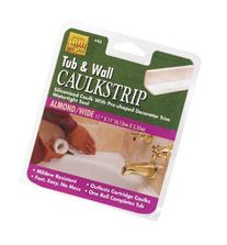 4 each: Caulkstrip Tub & Wall