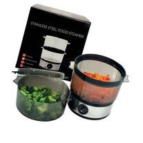 American Originals 4-Quart Food Steamer, Stainless Steel