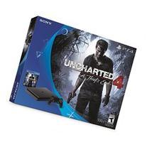 Sony PlayStation 4 Slim 500GB Console - Uncharted 4 Bundle