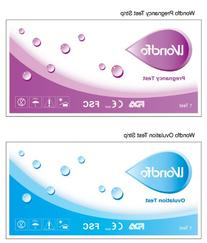 ClinicalGuard 40 Ovulation Test Strips & 10 Pregnancy Test