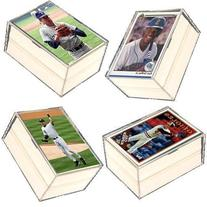 400 Card MLB Baseball Gift Set - w/ Superstars, Hall of Fame