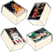 400 Card NBA Basketball Gift Set - w/ Superstars, Hall of