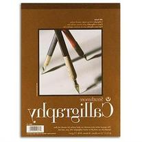 Strathmore 400 Series Calligraphy Pad pad of 50