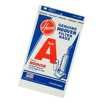 Hoover 4010001A Type A Vacuum Bags, 3 Bags