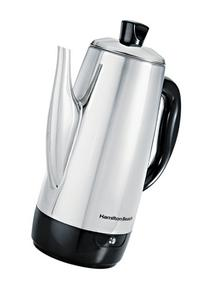 Hamilton Beach 40616 Stainless-Steel 12-Cup Electric