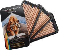 Prismacolor Premier Water-Soluble Colored Pencils, 36 Pack