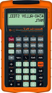 Calculated Industries 4088 Machinist Calc Pro 2 Advanced