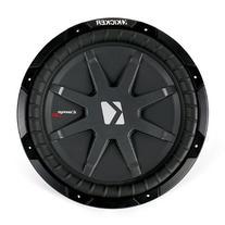 Kicker 40CWRT82 8-Inch 600 Watt Slim Sub 2-Ohm Powersport